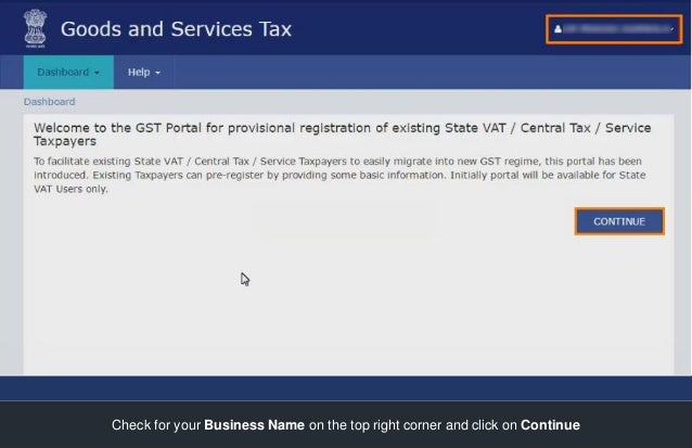 Step 2 How To Register For Gst(Pdf) @ Amazon