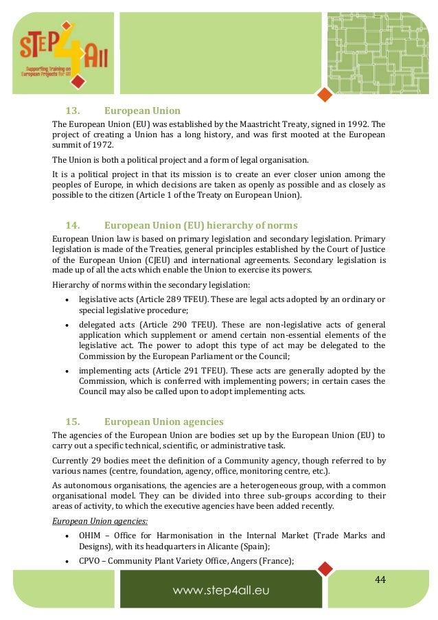 Legislative union definition
