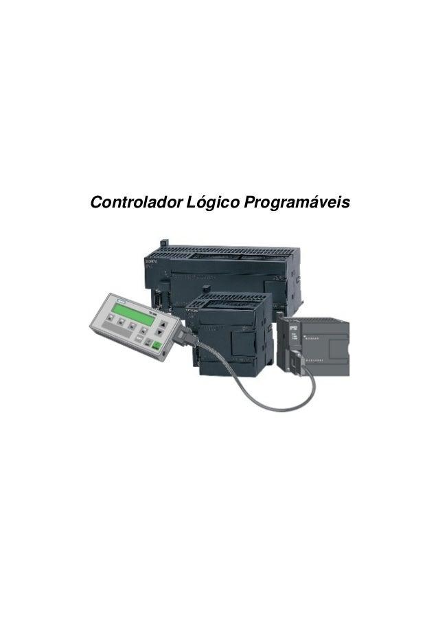 2 SENAI-PE Controlador Lógico Programáveis