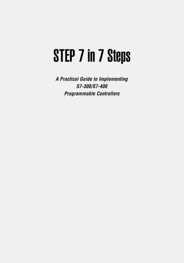 Step7 in 7_steps Siemens  Slide 3