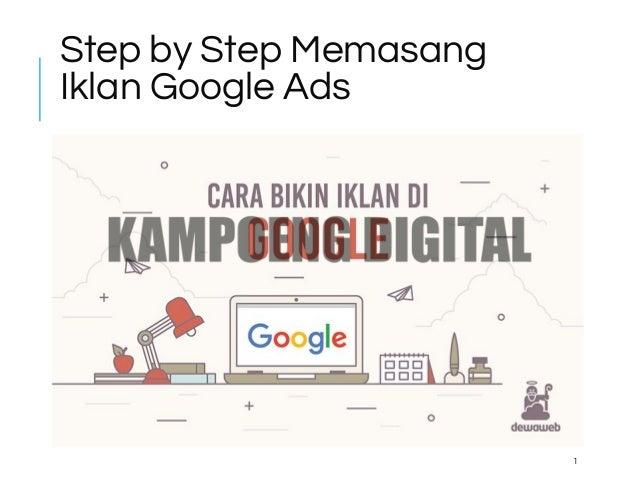 Step By Step Tahapan Membuat Iklan Di Google Google Ads Adwords