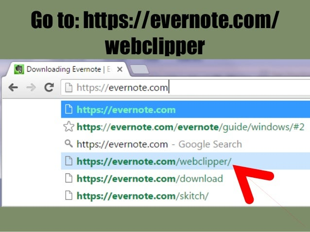 Step by step guide on how to use evernote effectively