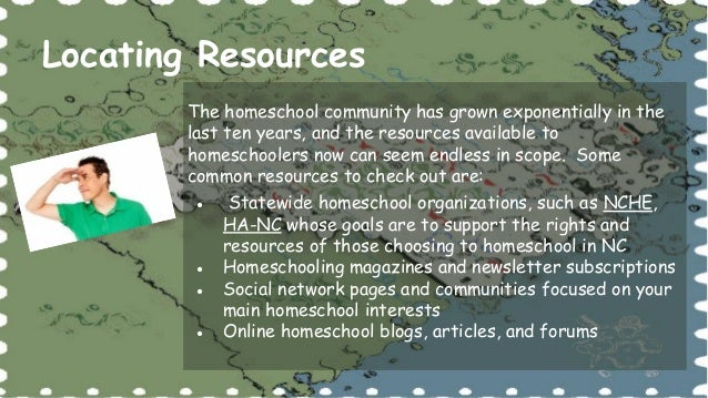 Step by Step Guide to Homeschooling in North Carolina