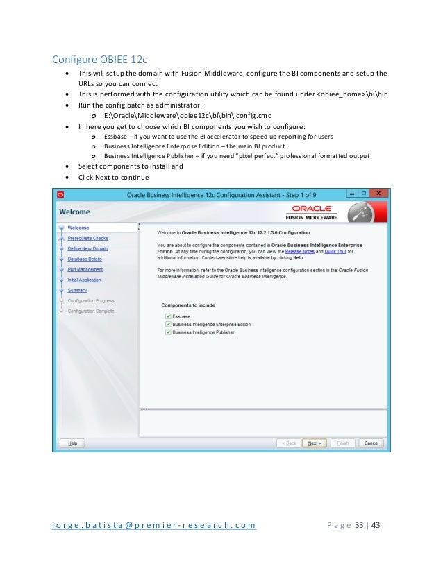 oracle business intelligence enterprise edition 12c pdf