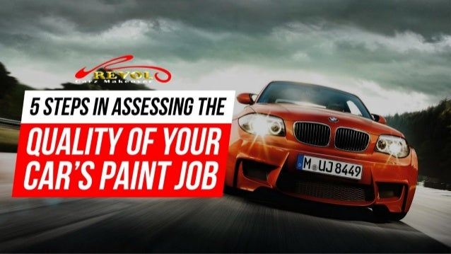 Step by step instruction of a diy car paint job solutioingenieria Gallery