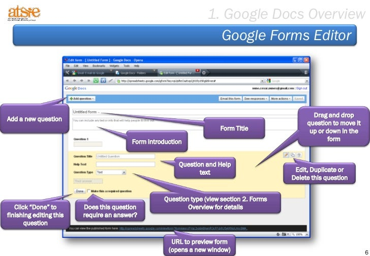 Step by step to create a form based on google docs create new documents 5 7 1 google docs overview google forms ccuart Image collections