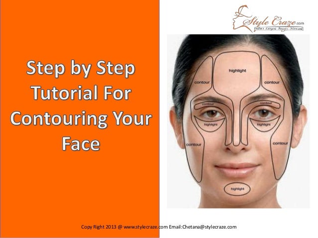 Step by Step Tutorial For Contouring Your Face