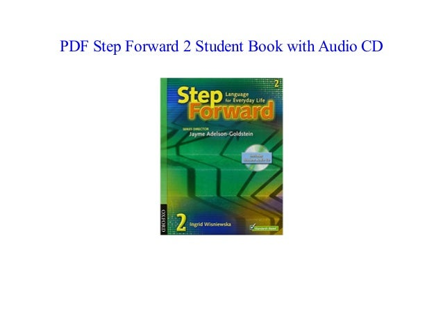 Read Step Forward 2 Student Book with Audio CD NEW 2018