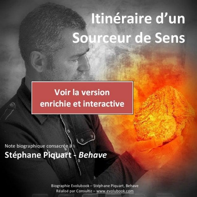 2 Français English Vous souhaitez faire réaliser votre propre evolubook : Nous écrire - www.evolubook.com Réalisé par Cons...