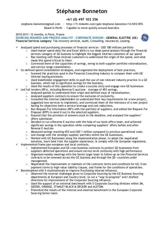 Detailed Cv Format For Cv Resume