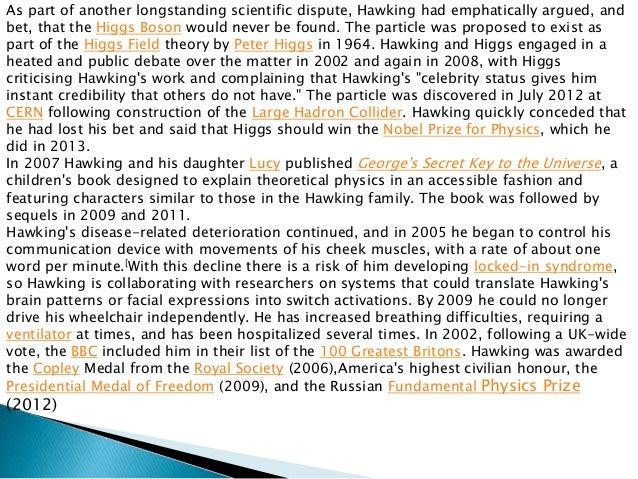 stephen hawking god created the integers pdf