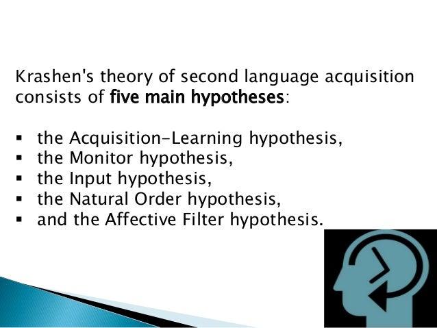 Making Input Comprehensible: Putting Krashen's Hypothesis to Work