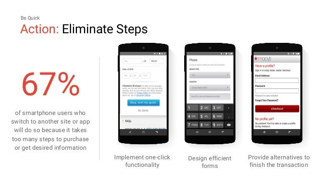 Google's guide to Micro Moments: Winning the moments that