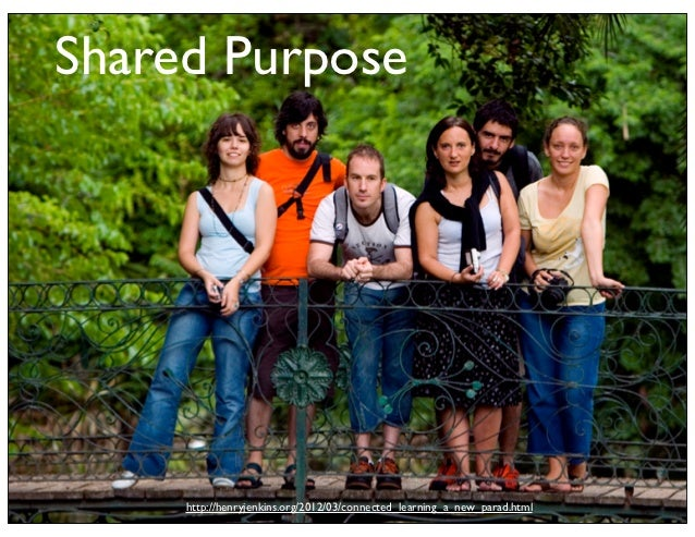 Tame the Web   Michael Stephens   SJSU SLIS   Creative Commons Attribution-Noncommercial-Share Alike 3.0Shared Purpose    ...