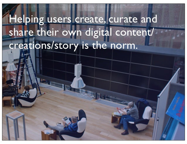 Tame the Web   Michael Stephens   SJSU SLIS   Creative Commons Attribution-Noncommercial-Share Alike 3.0Helping users crea...