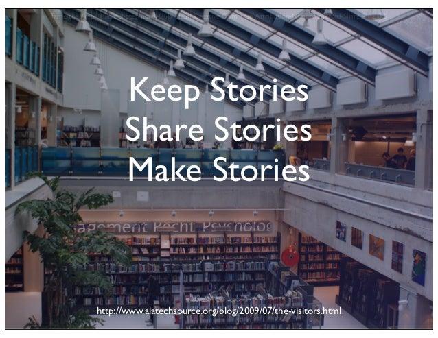 Tame the Web   Michael Stephens   SJSU SLIS   Creative Commons Attribution-Noncommercial-Share Alike 3.0                  ...
