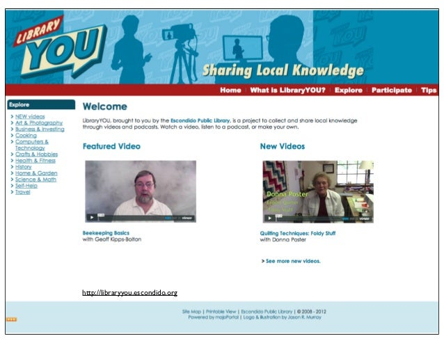 Tame the Web   Michael Stephens   SJSU SLIS   Creative Commons Attribution-Noncommercial-Share Alike 3.0         http://li...