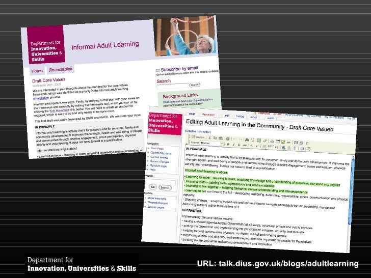 URL: talk.dius.gov.uk/blogs/adultlearning
