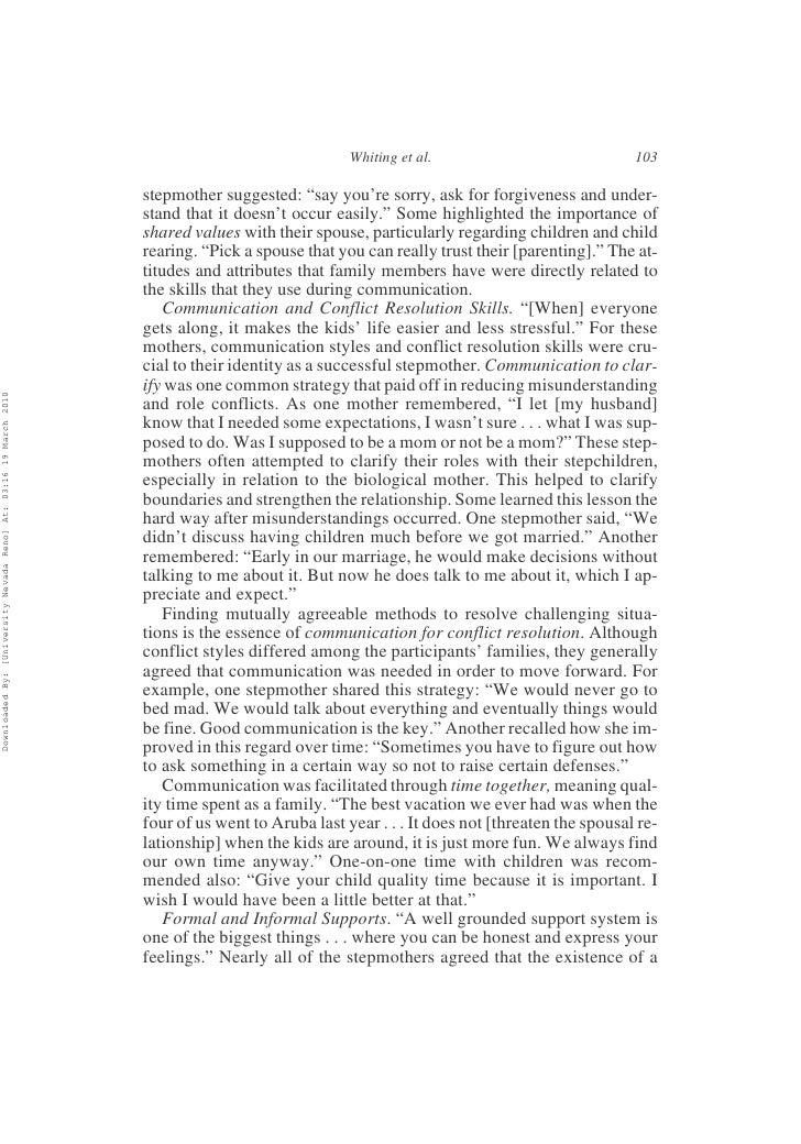 Whiting et al.                             103                                                                    stepmoth...