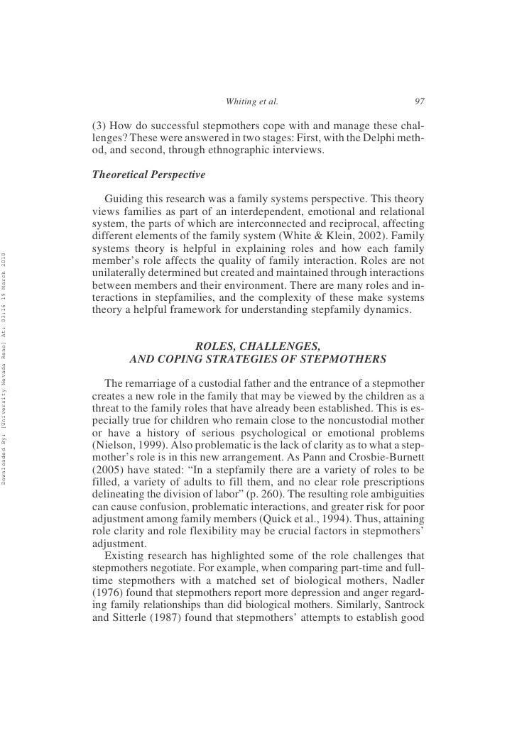 Whiting et al.                            97                                                                    (3) How do...