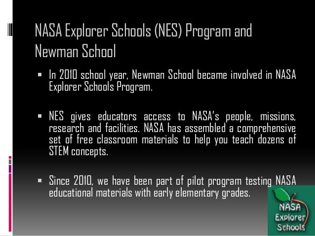 Stepping Into STEM with NASA Resources