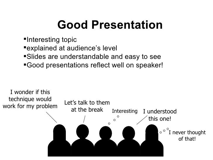 steps for good presentation  14 good presentation interesting