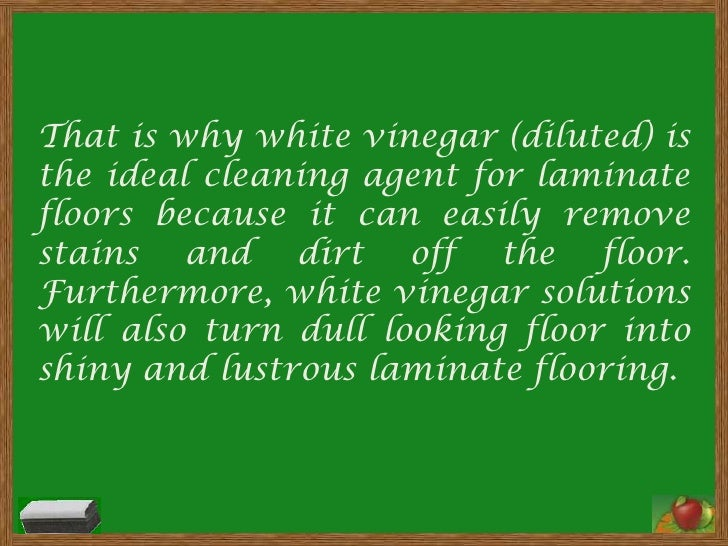 Cleaning Laminate Floors With Vinegar natural floor cleaner how to clean laminate floors youtube 3