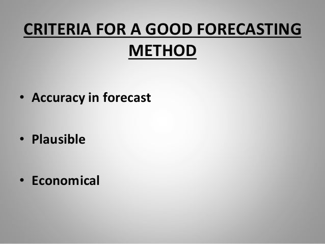 forecasting steps Forecasting sales and cash flow is never a simple task, and the shaky economic recovery is making the process downright perplexing we've compiled the best tips for forecasting this year.