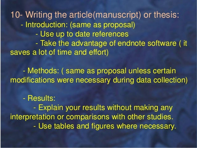 Essay in an anthology