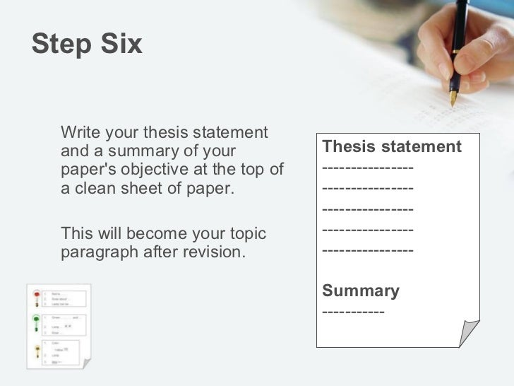 Congratulations… You've finished your thesis!