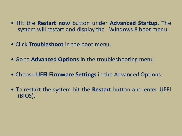 how to boot acer laptop into bios