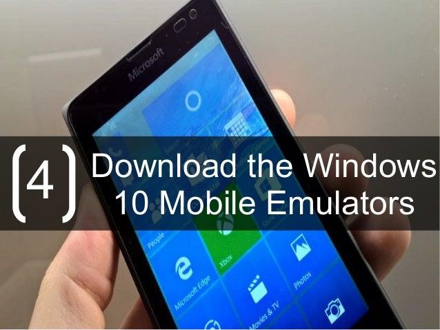 Steps To An Ideal Windows 10 App Development Environment