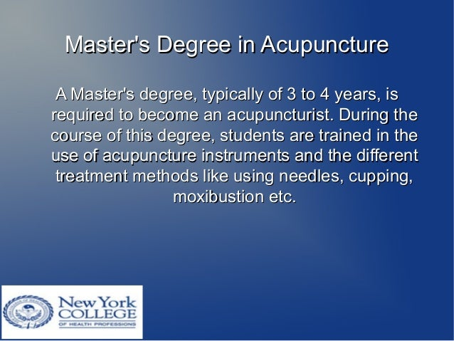 Steps to Become A Certified Acupuncturist