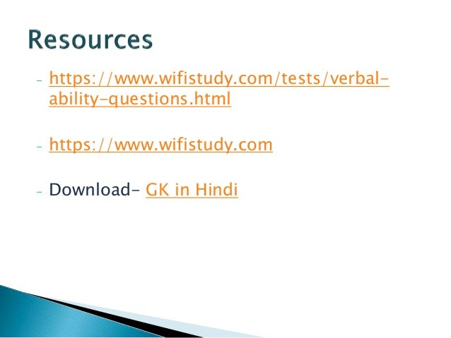 verbal ability Verbal ability test – question answers online mock and practice test test this mock test having 15 question, with four choices on each click on answers system will tell you where the answers is correct or incorrect.
