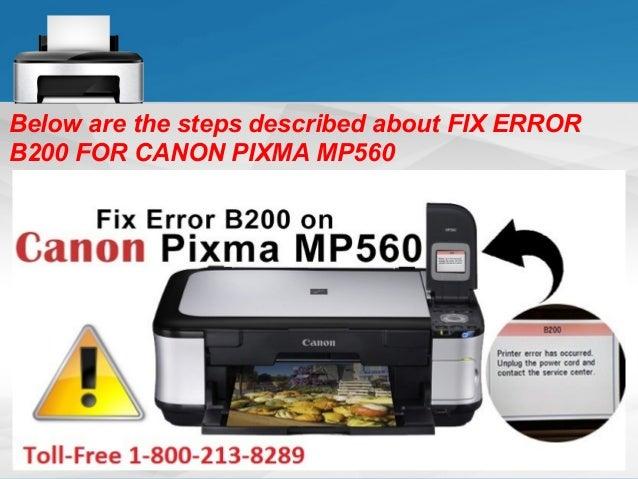 pixma mp560