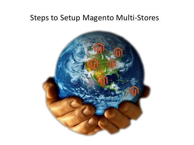 Steps to Setup Magento Multi-Stores