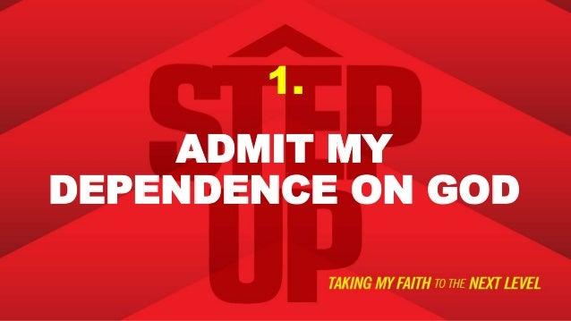 Step up Sermon 1