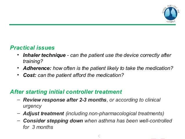 medium dose inhaled corticosteroids list