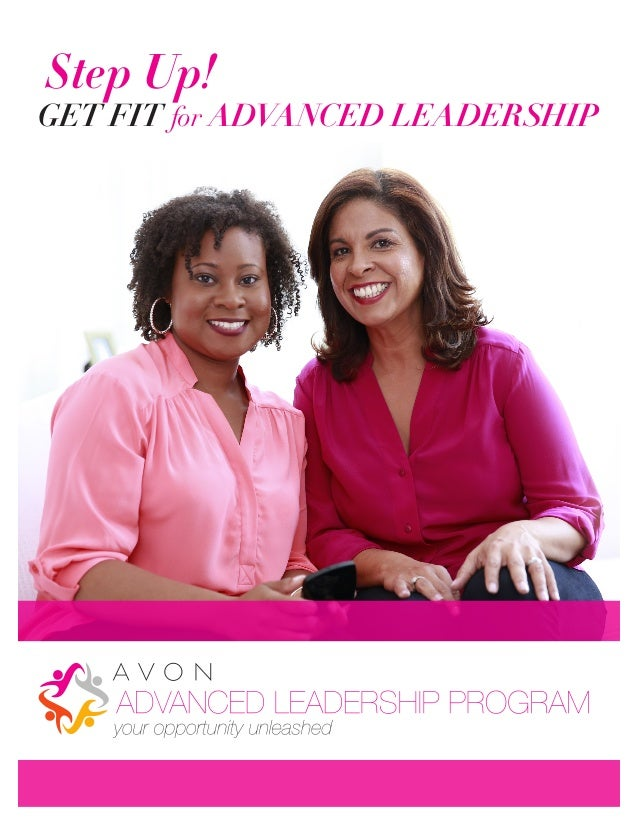 Step Up! GET FIT for ADVANCED LEADERSHIP