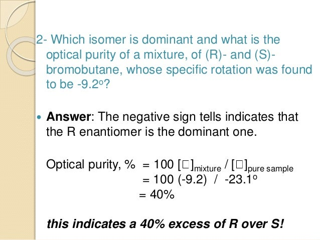 how to find percent purity
