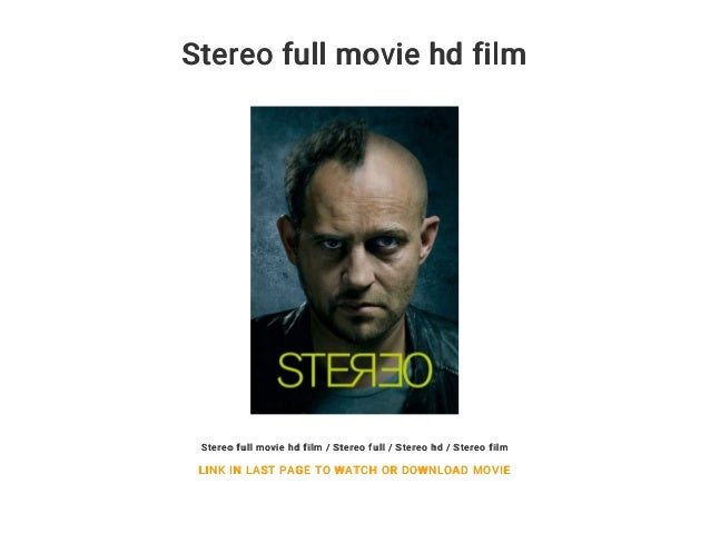 Film Stereo