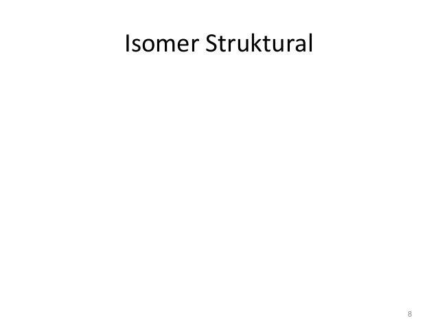 Isomer Struktural 8