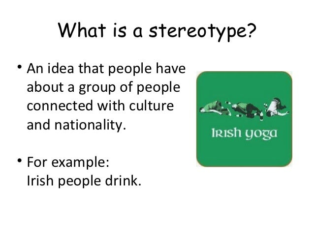 irish stereotypes March is moving onwards and once again advertisers are rolling out stereotypical  irish images of shamrocks, rollicking leprechauns and.