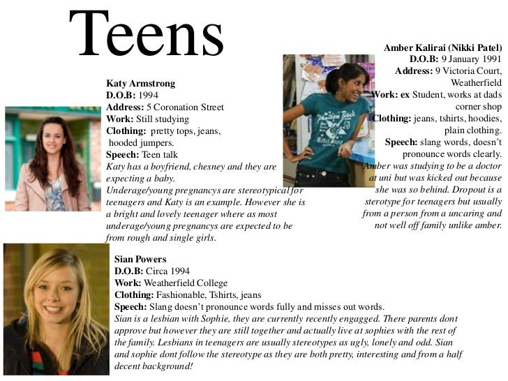 Top 10 myths about teenagers