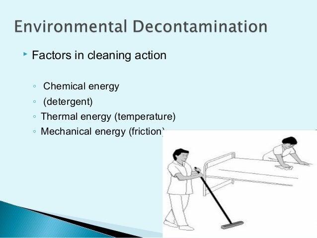 The importance of decontamination: sterilization preliminaries
