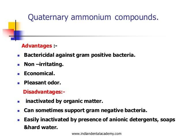 effects of liquid ammonium after sex