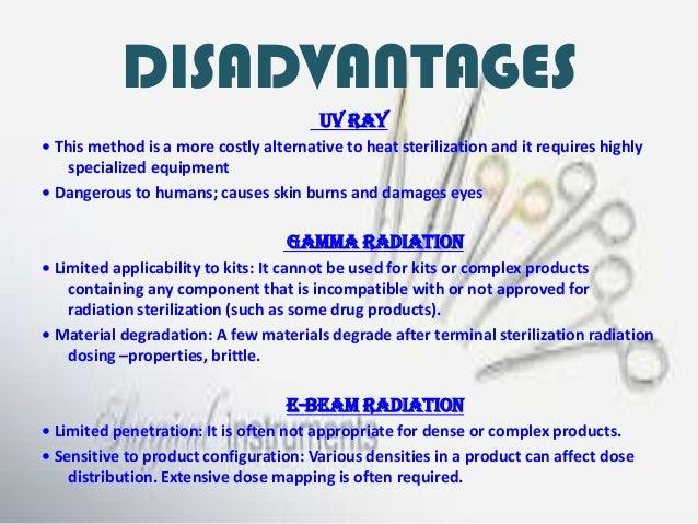 Sterilization Of Medical Instruments Radiation