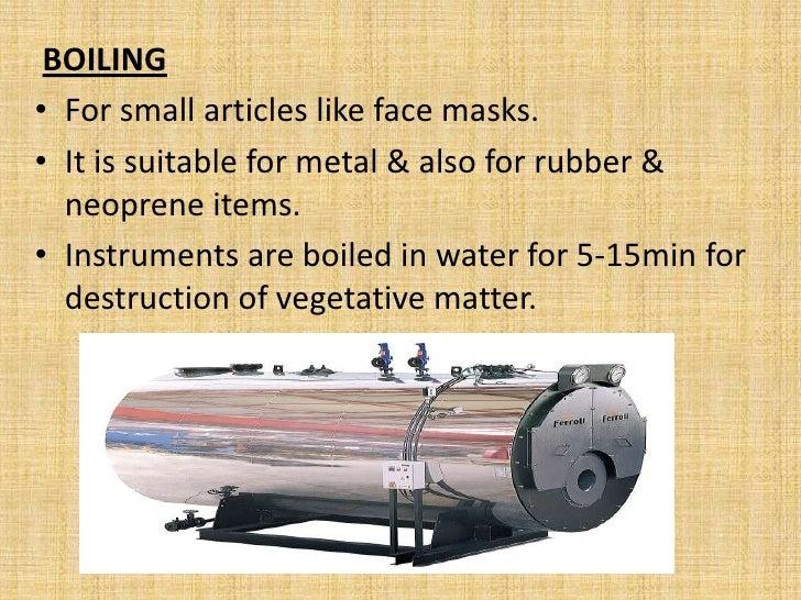 Plastic bags advantages and disadvantages - Sterilization Of Ot Amp Ot Equipments Pritam