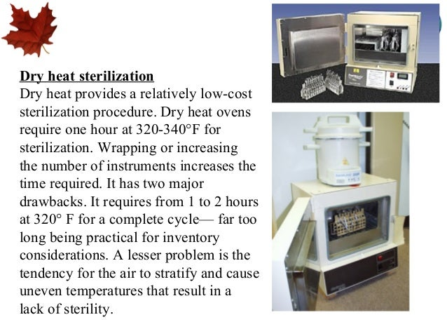 Sterilization And Disinfection Of Orthodontic Instruments