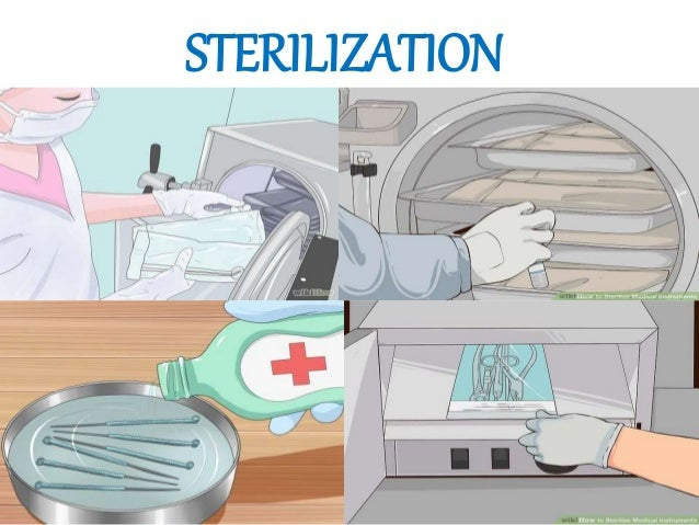 Sterilization process